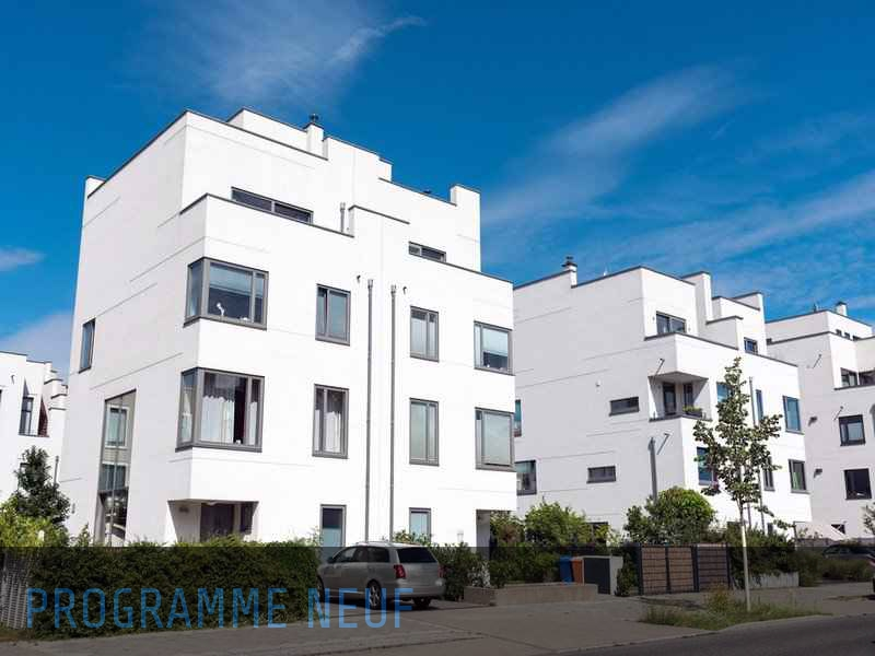 Investissement immobilier neuf